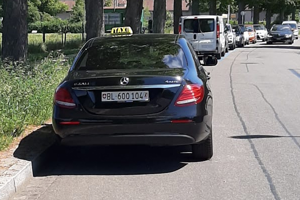 Taxi Basel 24/7 Service